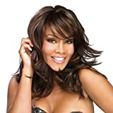 Vivica A. Fox BRIE-V New Futura Fiber, PS Cap Wig in Color P42730