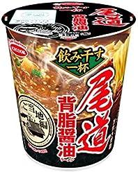 Acecook Drink a cup Series Onomichi Tonkotsu Soy Source Noodle 12 meals