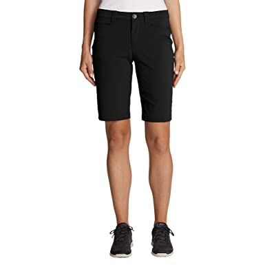 4baec9238a Eddie Bauer Women's Horizon Bermuda Shorts at Amazon Women's ...