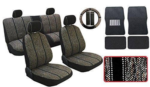 Mercedes Cars Seat Covers Gift Set