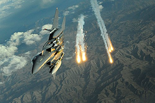 - Home Comforts A U.S. Air Force F-15E Strike Eagle Aircraft from The 391st Expeditionary Fighter Squadron Deploys f