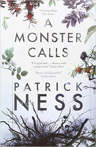 Afbeeldingsresultaat voor a monster calls book