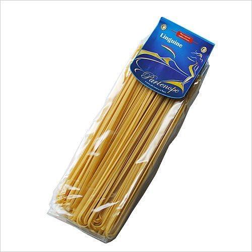 リングイーネ  500g (パルテノペ)【平たいきし麺のようなロングパスタ。トマトソース、ラグー、カルボナーラに】