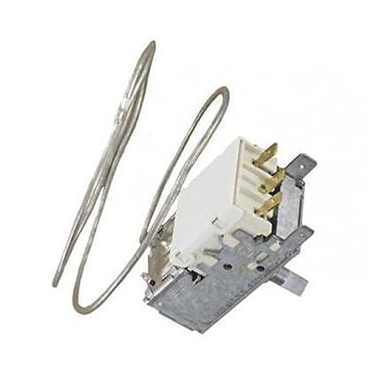 Siemens arranview frigorífico termostato con Sensor de temperatura (K59 l2686)