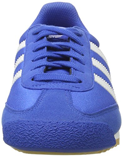 adidas Men's Dragon Og Trainers Blue (Blue/Footwear White/Gum) dhKL4z1
