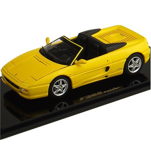 1/43 FERRARI F355 Spider YELLOW 完成品 B001BMSDK0