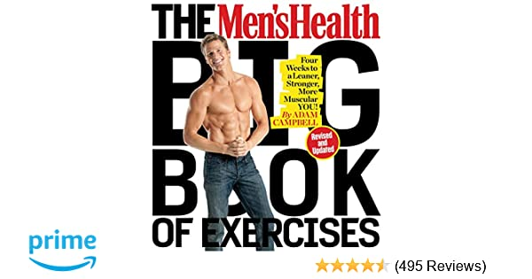 b30aa13558c The Men s Health Big Book of Exercises  Four Weeks to a Leaner ...