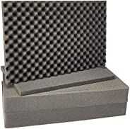 Pelican 1651 4-Piece Replacement Pick N' Pluck Foam Set for 1650 Case (G