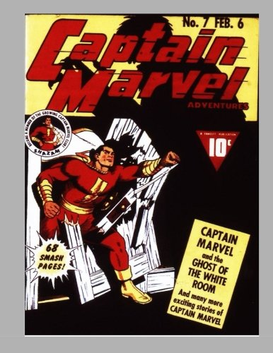 Read Online Captain marvel Adventures #7 pdf epub