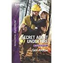 Secret Agent Under Fire (Silver Valley P.D.)