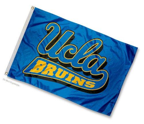 UCLA Golf Cart and Boat Flag