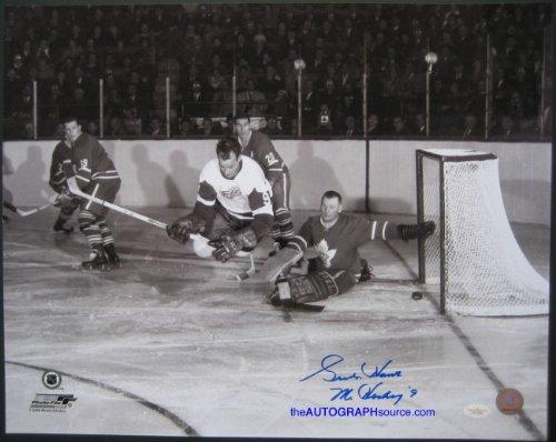 Gordie Howe Autographed Photograph