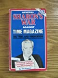 General Sharon's War Against Time Magazine, Dov Aharoni, 0933503008