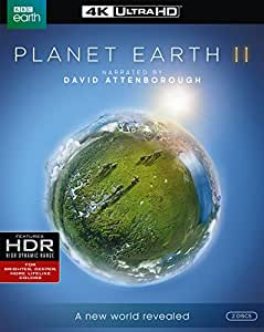 Planet Earth II (4K) [Blu-ray]