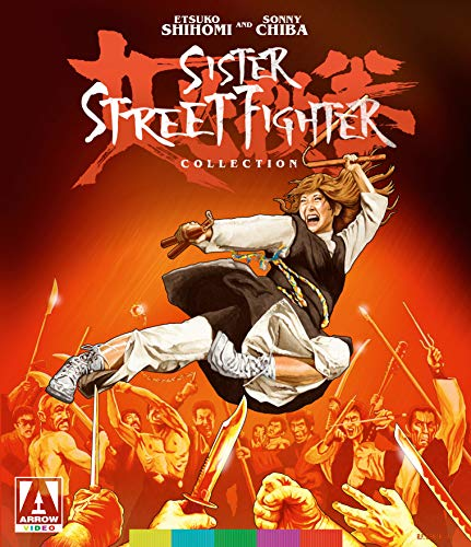Sister Street Fighter Collection [Blu-ray] (57 Street)