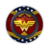 Wonder Women Wireless Charger, Onelee Ultra-Slim Qi Wireless Charging Pad For Samsung Galaxy S5 S7 S6 edge plus Note 2 3 4 5 Mini, iPhone 4S 5S 6S plus [Anti-slip][Shockproof] Wireless Charging Pad