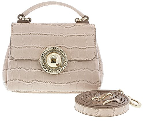 Used, Versace EE1VRBBO7 Light Pink Crossbody Bag for Women for sale  Delivered anywhere in USA