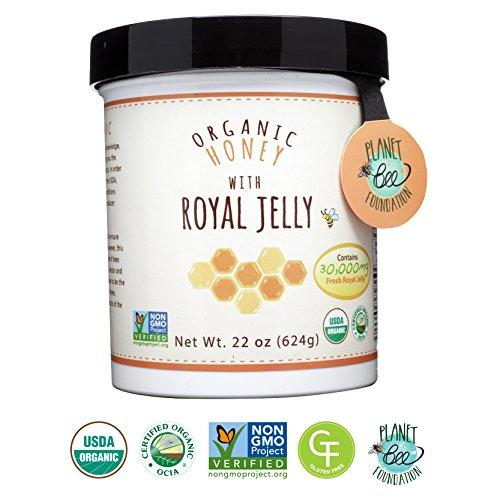 GREENBOW Organic Honey Fresh Royal product image