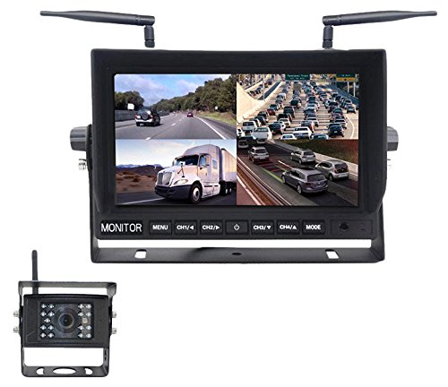 wireless quad camera system - 9