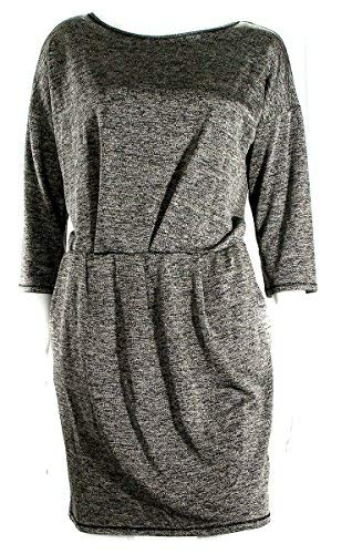 Rachel Rachel Roy Women's Black/Silver Pleated Waist for sale  Delivered anywhere in USA