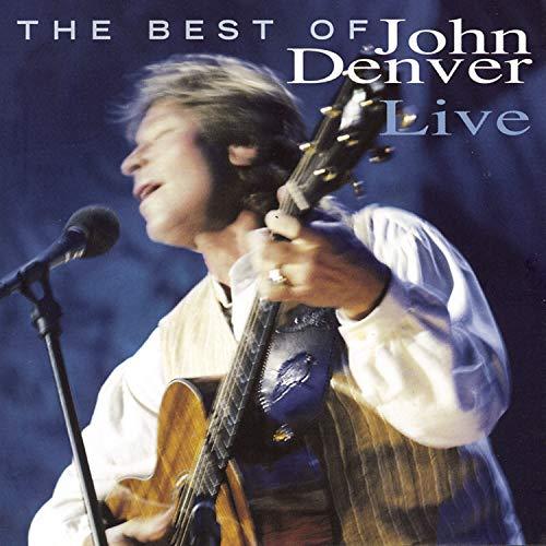 The Best Of John Denver Live (Best Of John Denver Cd)