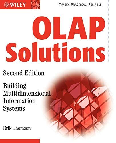OLAP Solutions 2E w/WS