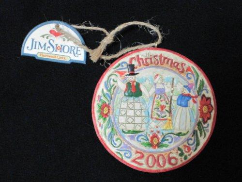 Jim Shore Christmas 2006 Ornament ()