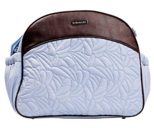 Kalencom Jazz Diaper Bag for Boys - Breeze Soft Blue