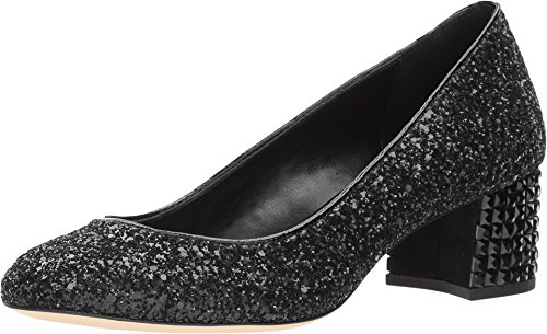 Michael Michael Kors Womens Arabella Closed Toe Classic Pumps, Black, Size 8.0 (Kostenloser Versand Michael Kors)