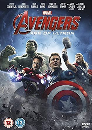 Amazon Com Avengers Age Of Ultron Dvd By Robert Downey Jr