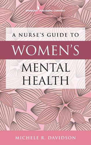 Download A Nurse's Guide to Women's Mental Health Pdf