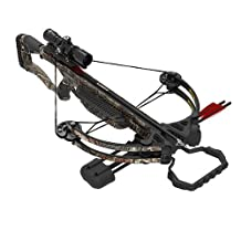 Barnett Crossbows 78132 Raptor FX3 Compound Crossbow Realtree Hardwoods