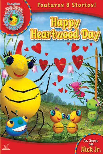 Miss Spider: Happy Heartwood D