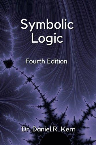 Symbolic Logic 4e