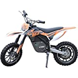 MotoTec Electric Dirt Bike 24v 500w