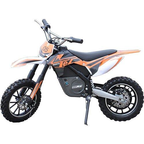 MotoTec Electric Dirt Bike 24v 500w by MotoTec