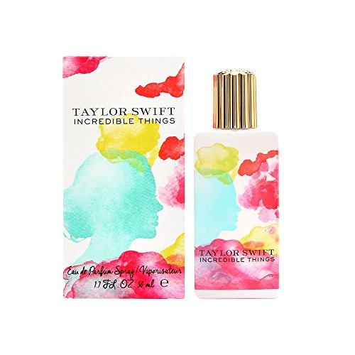 Taylor Swift Incredible Things Eau de Parfum Spray, 1.7 Ounce