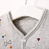 pureborn Baby Boys Sleeveless Vests Cotton