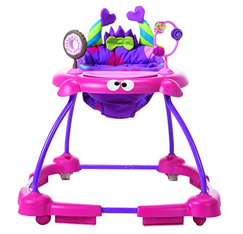 - Cosco Simple Steps Walker, Monster Shelley