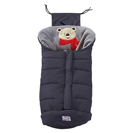 Poonkuos Saco de Dormir para Cochecito de Bebé - Manta de Invierno al Aire Libre Impermeable