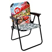 Cars Rule The Road Patio Chair Toy