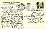 Wright Brothers 1903 Camp Buildings Aircraft North Carolina Original Vintage Postcard