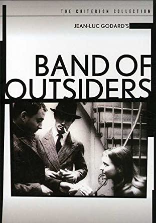 Amazon Band of Outsiders The Criterion Collection