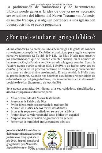 Gramática Básica del Griego Bíblico: Amazon.es: Jonathan ...