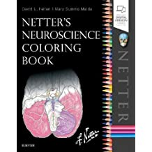Netter's Neuroscience Coloring Book, 1