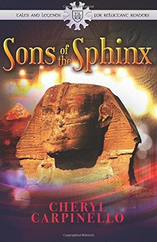 Sons of the Sphinx (The Quest Books) [Carpinello, Cheryl] (Tapa Blanda)