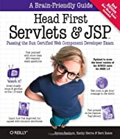 Head First Servlets and JSP, 2nd Edition Front Cover