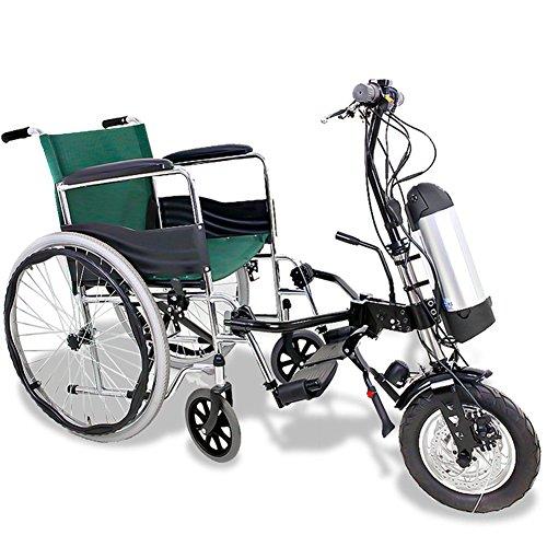 Electric Wheelchair Tubes - FuturePlusX 36V 250W Electric Handcycle Wheelchair DIY Conversion Kits, Wheelchair Electric Retrofit Kits with 36V 8.8AH Lithium Ion Battery