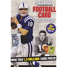 Beckett Football Card Price Guide