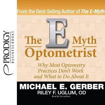 Amazon com: The E-Myth Optometrist (Audible Audio Edition